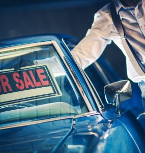 Sell a Car with Outstanding Finance